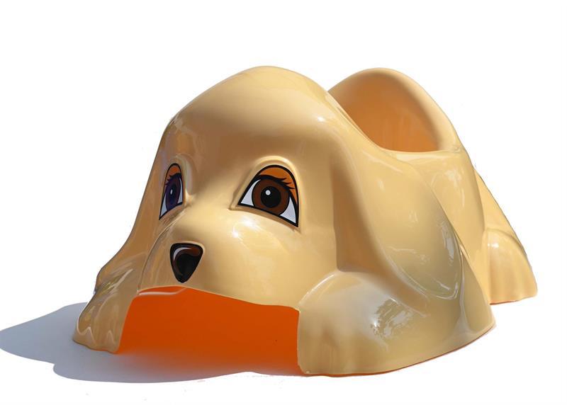 Hund, gul