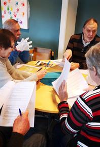 Arkivkurs i Falköping för Hembygdsföreningar