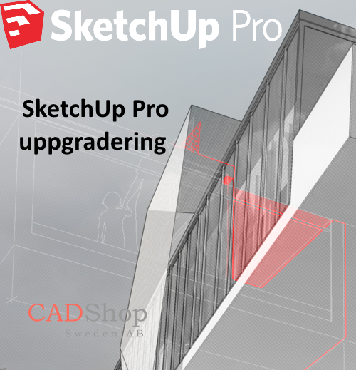 SketchUp 2020 Pro, uppg. efter 1år