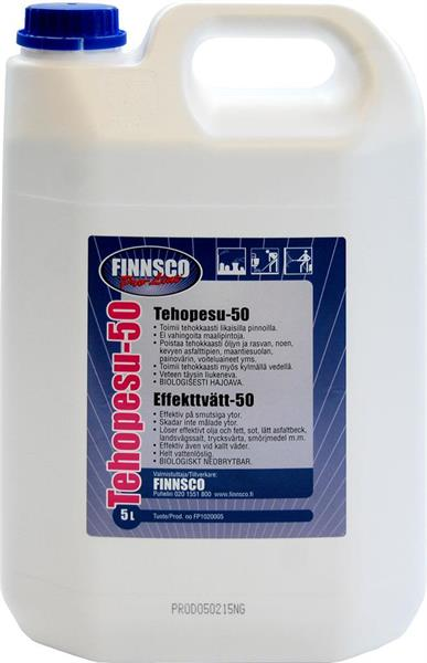 TEHOPESU-50, 5 L