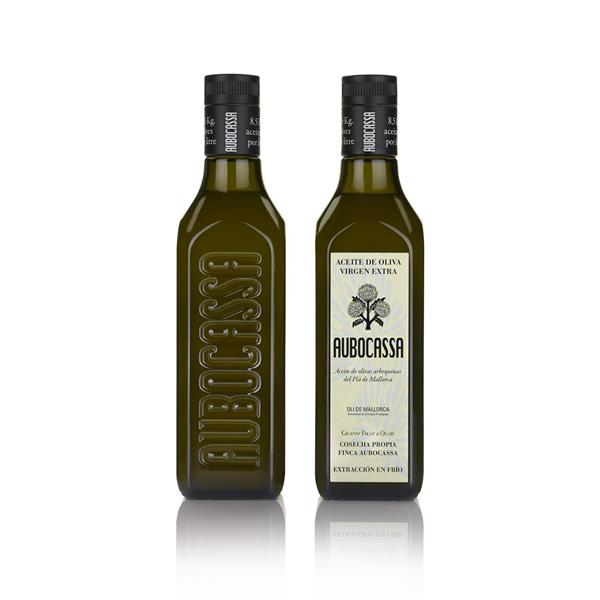 Olivolja Aubocassa 500 ml-Menorca 2020