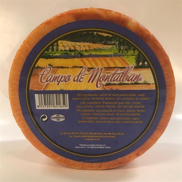 M.Celestine Getost med Paprika ca.0,8 kg
