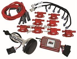 DIS Kit, Small Block Ford, 351W, Red