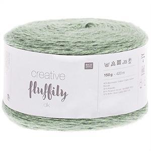 Creative Fluffily dk Grön
