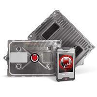 MOD PCM & I3 FOR 15 DODGE CHAR V8