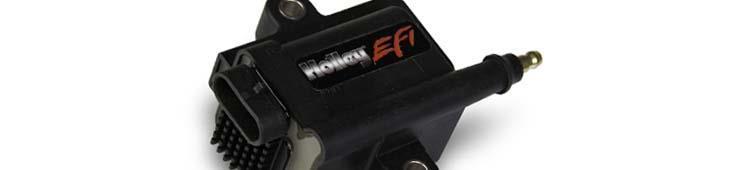 Klicka här för att komma till vårt sortiment av Holley EFI - Smart Coil och tillbehör
