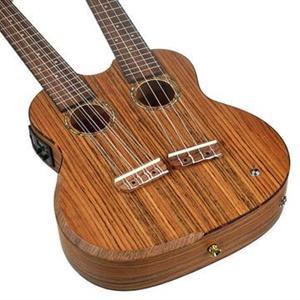 Ortega Hydra Twin neck Tenor ukulele