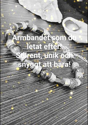 Stålarmband Herrarmband