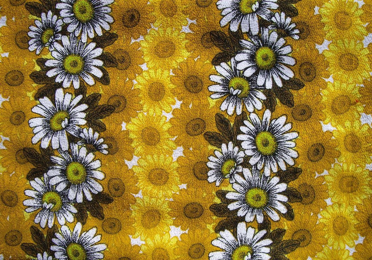 Blomstra, gul