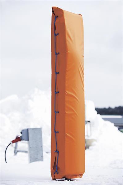 HYDRANTSKYDD 1,5 x 0,5 m