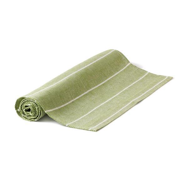 Löpare Fiskben bladgrön-vit