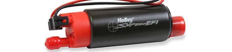 Klicka här för att komma till vårt sortiment av Holley - Bränslepumpar EFI