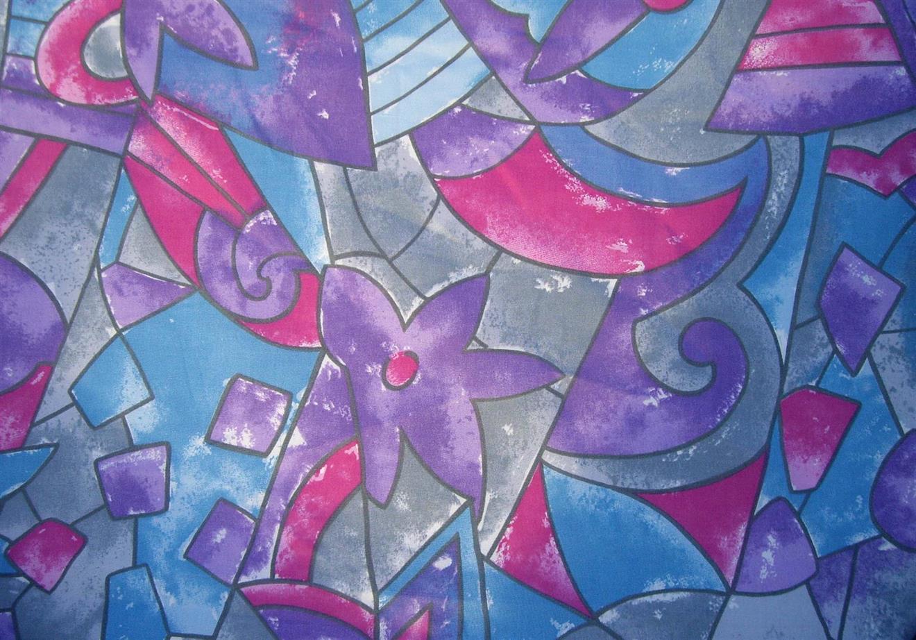 Akvarell, lila