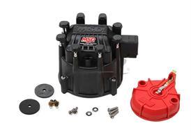 Black Extreme Output HEI Cap/Rotor Kit