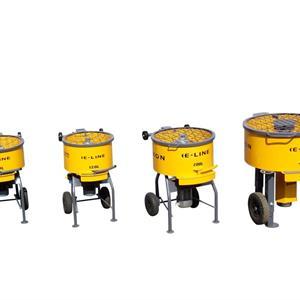 Tvångsblandare 120 liter