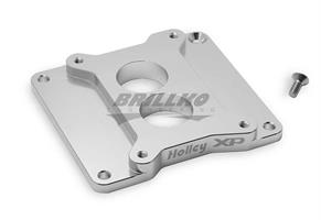 2BBL XP CARB ADAPTER - CLEAR