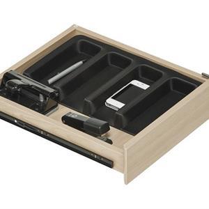 Hurts, låsningsbar med 4 lådor