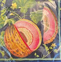 Lunsjservietter Brookshaw melons bla, 3 lags 20stk