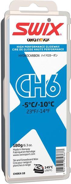 SWIX CH6X Blue, 180g