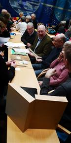 Arkivkurs i Uddevalla för Hembygdsföreningar