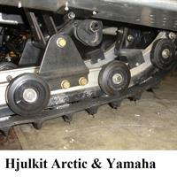 HJULKIT ARCTIC & YAMAHA