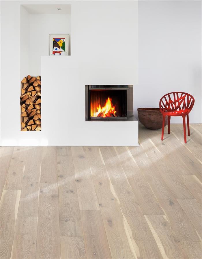 Tåkegrå gulv