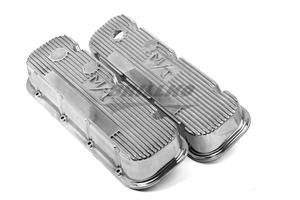 VALVE COVER, M/T BBC, POLISHED
