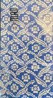 Buffet serviett Domino papers blue, 15stk 3lags