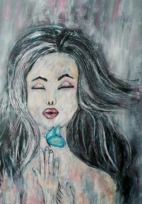 Canvastavla-Dream 100*70 cm