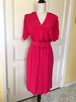Sidenklänning / Silk dress