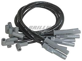 Wire Set,SC,Blk,Ford,302/351W,77-93,HEI