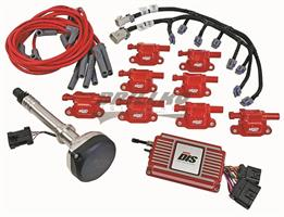 DIS Kit, Chevy Small/Big Block, Red