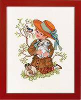 Dräng med kanin