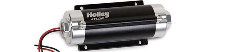 Klicka här för att komma till vårt sortiment av Holley - Bränslepumpar Förgasare
