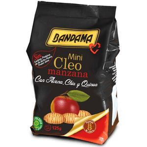 EB Cleo kakor äpple smak 125 gr /14 st Ö