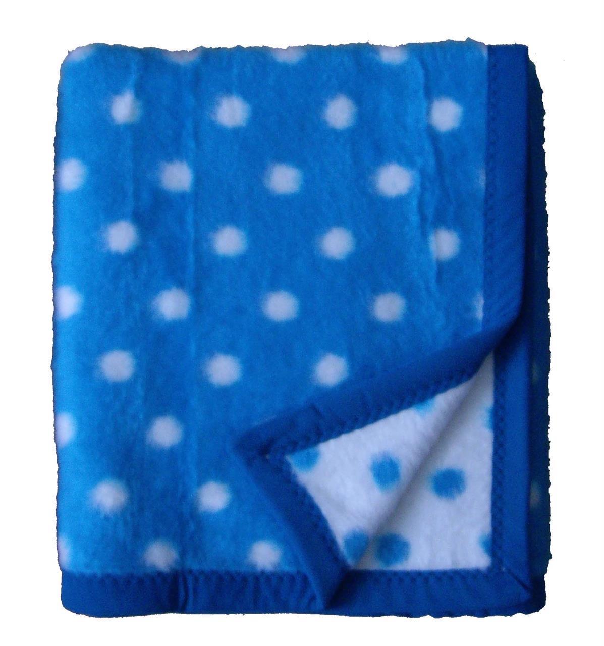 Prick, blå
