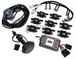 DIS Kit, Small Block Ford, 351W, Black