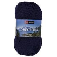 Viking Superwash marinblå