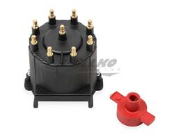 Blk Dist. Cap & Rotor, GM External Coil