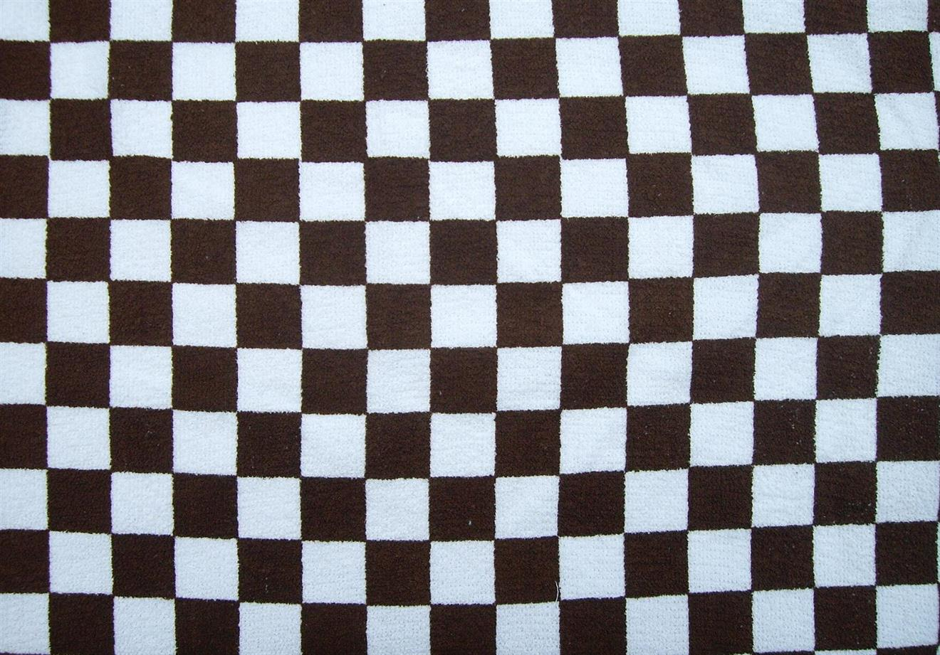 Kvadrat, brun