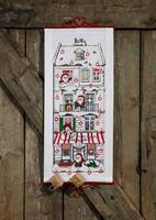 Julkalender Jultomtens hus