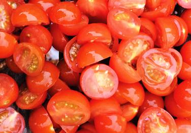 Tomat Cherry delt 1 kg