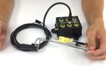 Vantage CL1 Under the Plug Head Temp Sensor