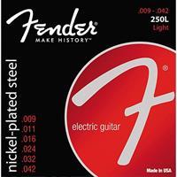Fender Super 250's Nickel-Plated Steel 009 - 042