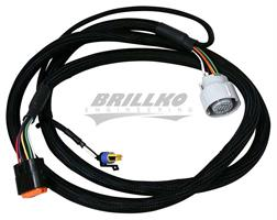 Harness, GM 4L60-85E, 93-Up (4L70 06-08)