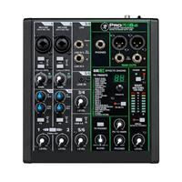Mackie 6 Channel Professional Effects Mixer with USB