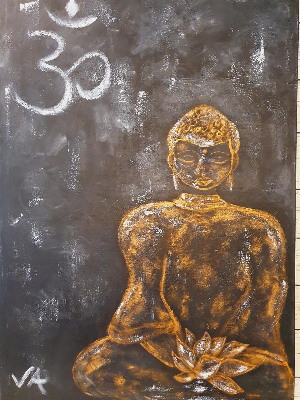 Tavla Buddha /Meditation