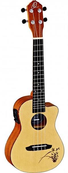 RU5CE Ortega Concert ukulele m.mik, RU series.