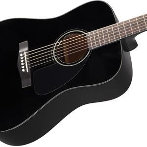 Fender CD60 Dreadnought BLK