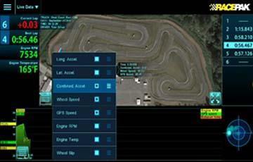 Racepak D3 Live Data Part 2, Log In & Settings Part 1 - Öppnas i nytt fönster